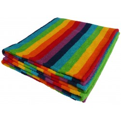 Bathtowel Rainbow