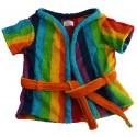Rainbow Bathrobe