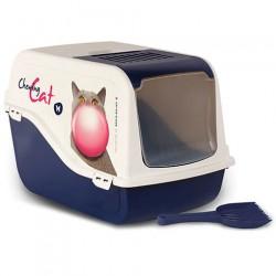 Maison de toilette Chewing Cat pour chat Martin Sellier