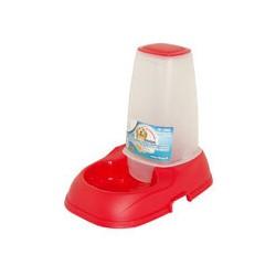 Distributeur de croquettes rouge Vivog