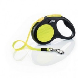 Neon Reflective Leash for Dogs