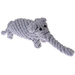 Jouet corde à mâcher éléphant