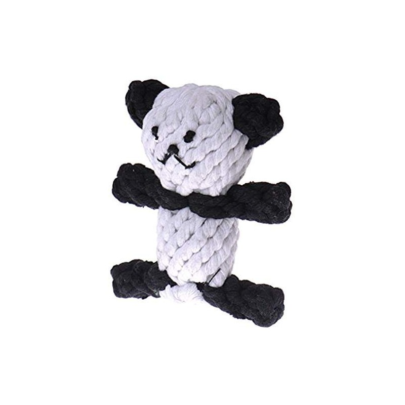 Jouet corde à mâcher panda