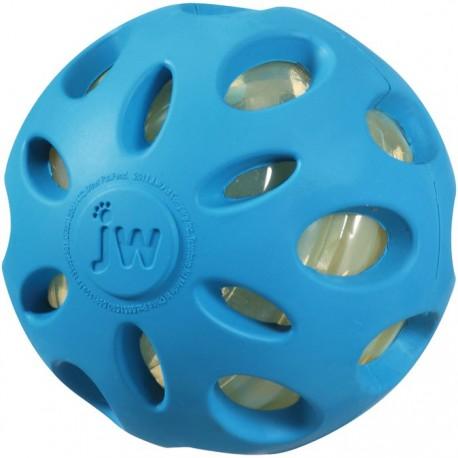 Balle sonore à mâcher bleu
