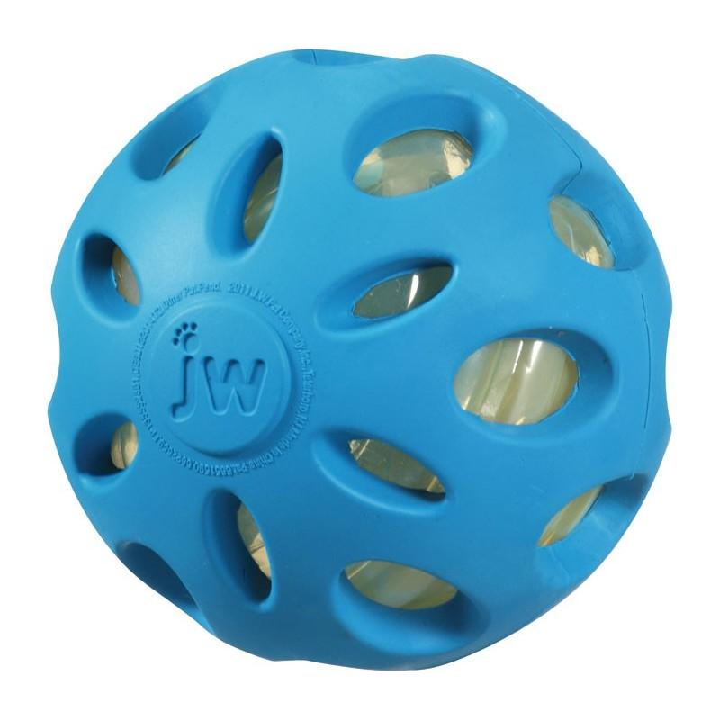 Ball sonore bleu