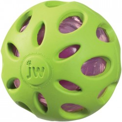 Balle sonore à mâcher vert