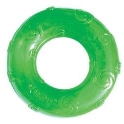 anneau sonore et rebondissant vert